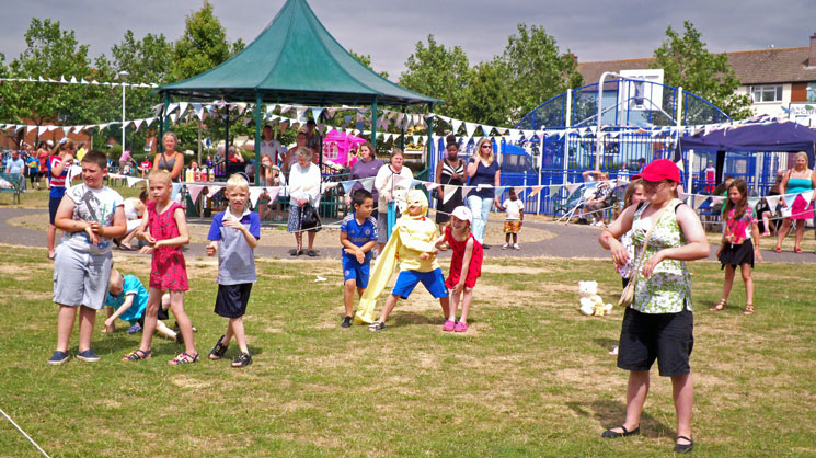 This year's Community Fun Day